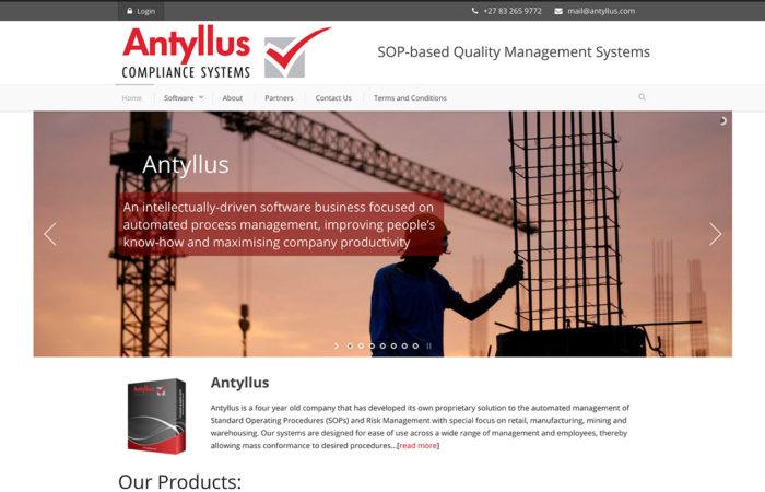 antyllus web-design-portfolio-webdoor-responsive-web-design-agency-hillcrest-kwazulu-natal