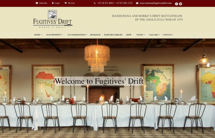 fugitives drift web-design-portfolio-webdoor-responsive-web-design-agency-hillcrest-kwazulu-natal