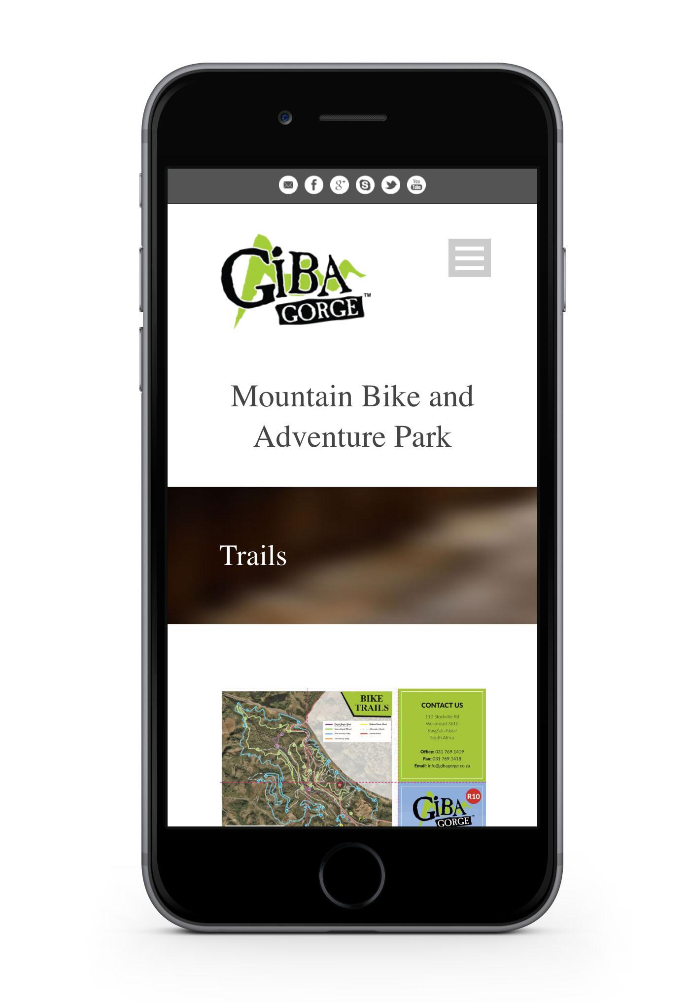 giba gorge web-design-portfolio-webdoor-responsive-web-design-agency-hillcrest-kwazulu-natal-phone
