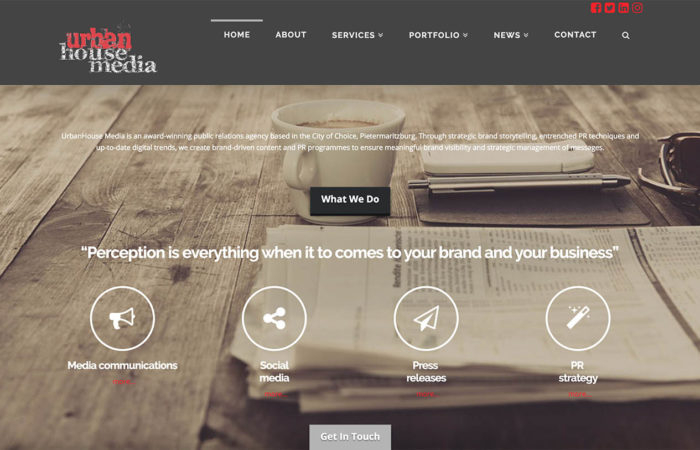 urban house media web-design-portfolio-webdoor-responsive-web-design-agency-hillcrest-kwazulu-natal