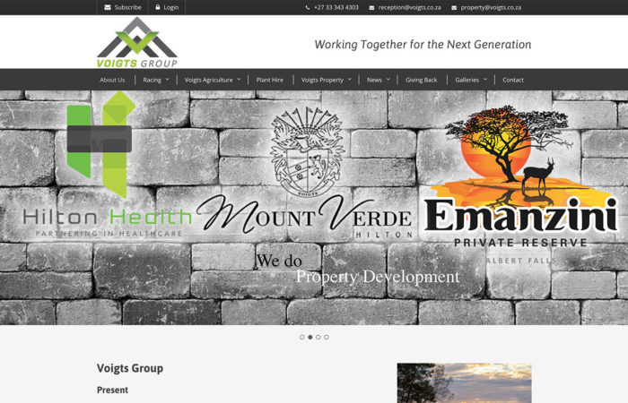 voigts group web-design-portfolio-webdoor-responsive-web-design-agency-hillcrest-kwazulu-natal