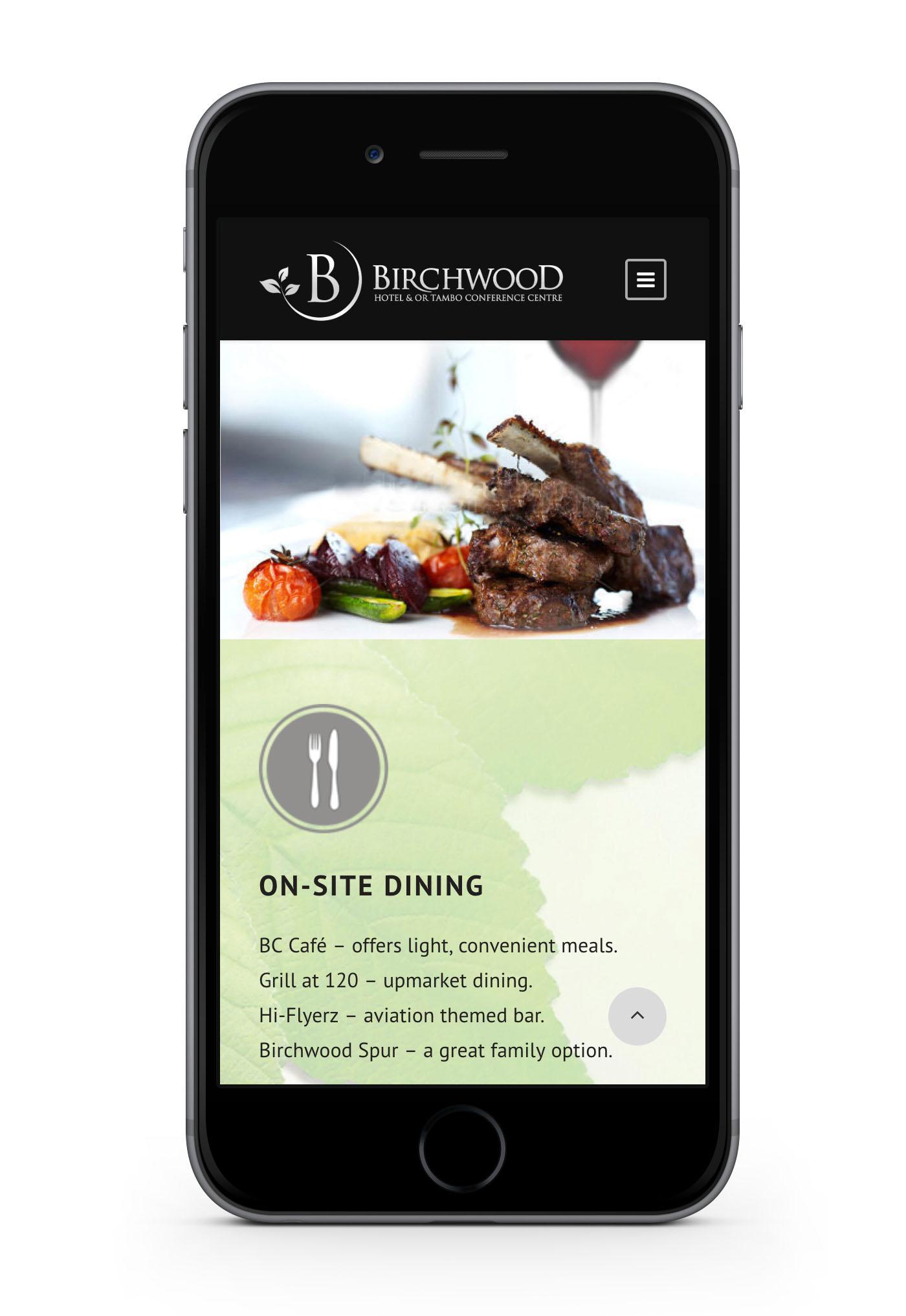 birchwood hotel or-tambo-conference-centre-web-design-portfolio-webdoor-responsive-web-design-agency-hillcrest-kwazulu-natal-phone
