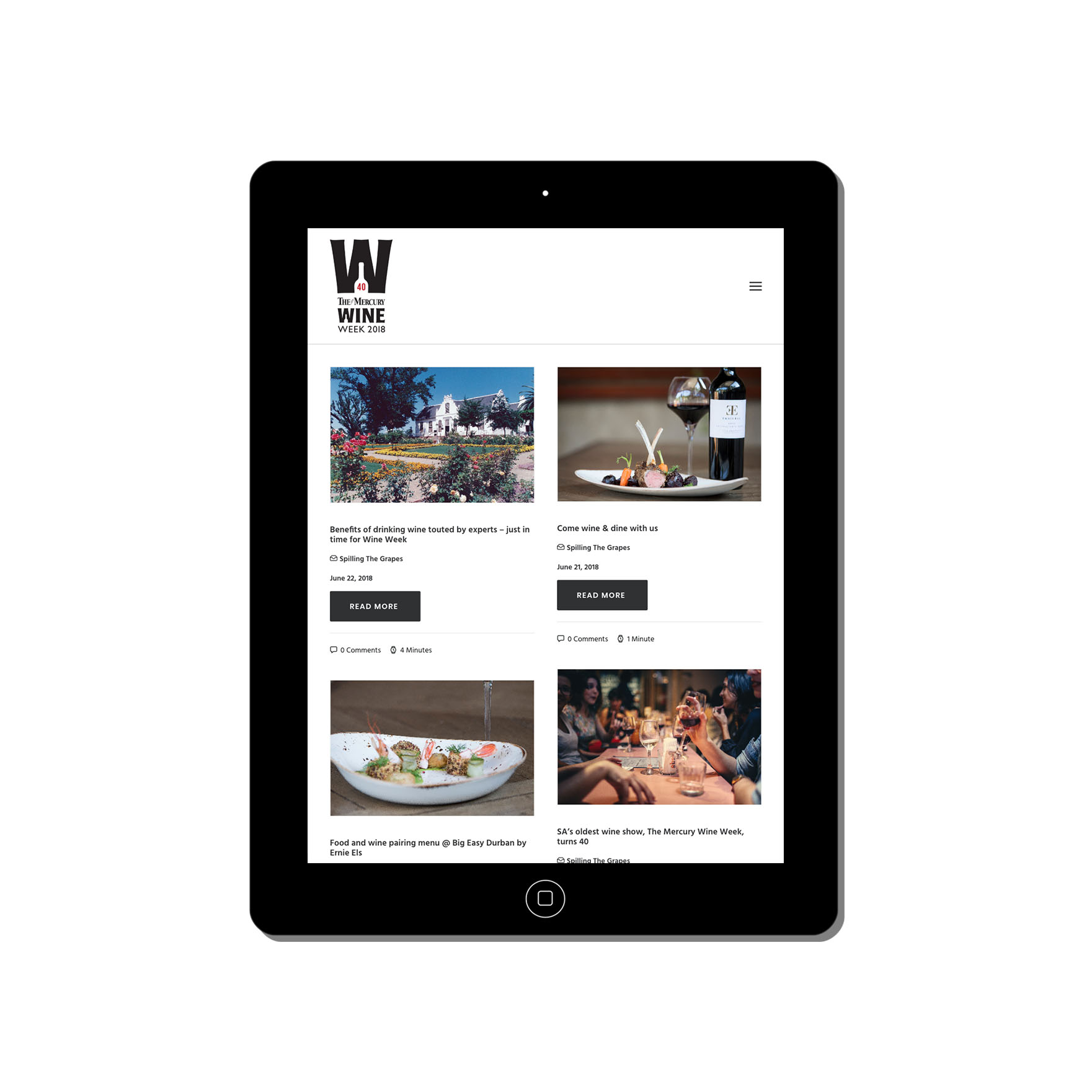 mercury wine week web-design-portfolio-webdoor-responsive-web-design-agency-hillcrest-kwazulu-natal-tablet