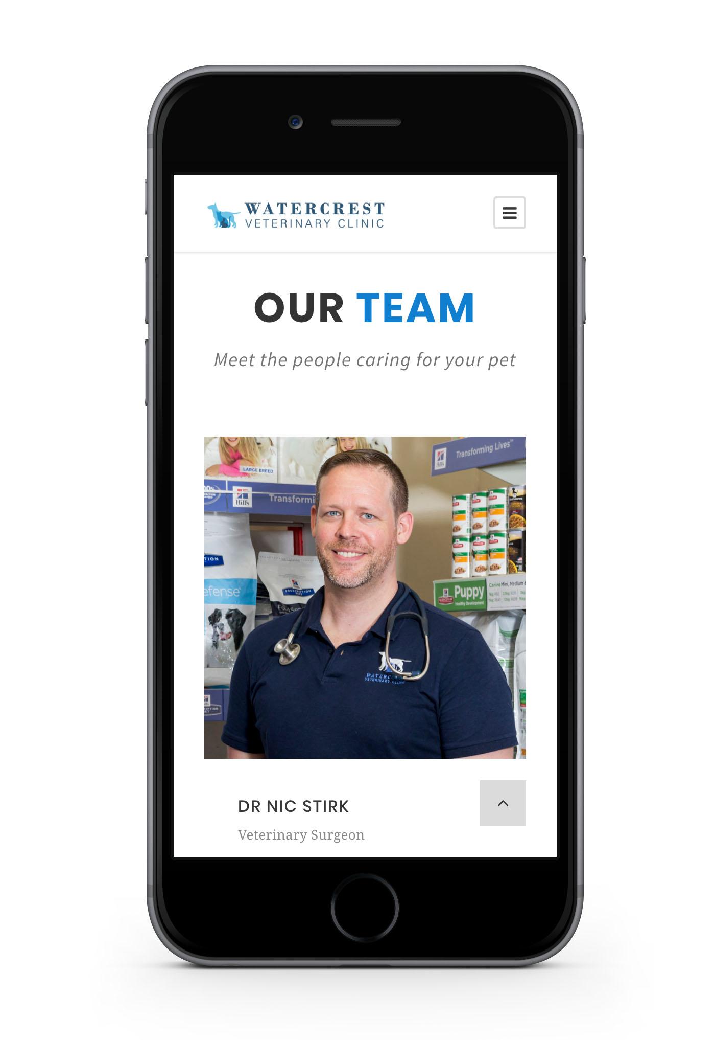 watercrest vet web-design-portfolio-webdoor-responsive-web-design-agency-hillcrest-kwazulu-natal-phone